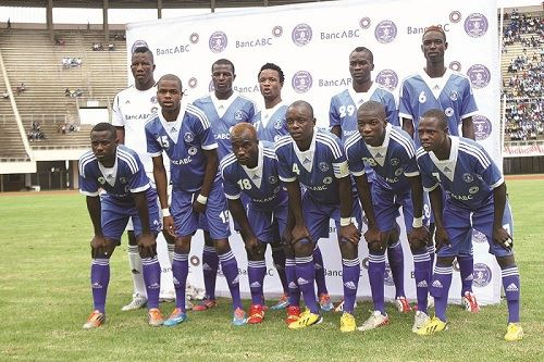 Dynamos held by AS Vita