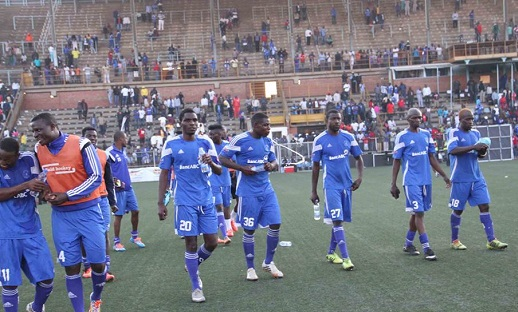 CAPS United don't want Dynamos relegated