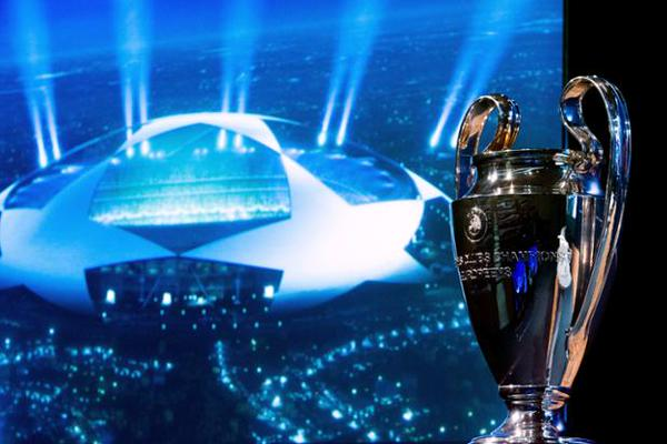 UEFA Champions League group stage fixtures