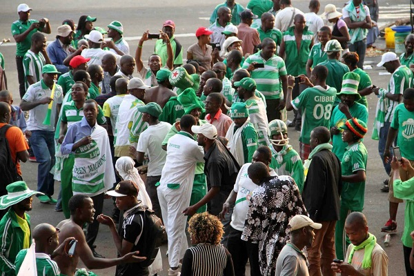 CAPS United raise gate charges for Harare Derby
