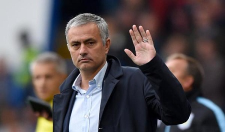 Mourinho handed one-match touchline ban & fined by FA