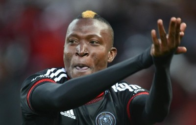 Ndoro: Being a foreigner is harder at Orlando Pirates