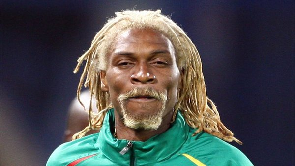 Cameroon legend Rigobert Song wakes up from coma