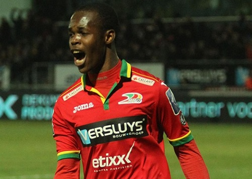 "Another goal for the ""Smiling Assassin"" Knowledge Musona"