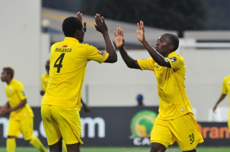 Warriors arrive in Namibia for Cosafa Cup