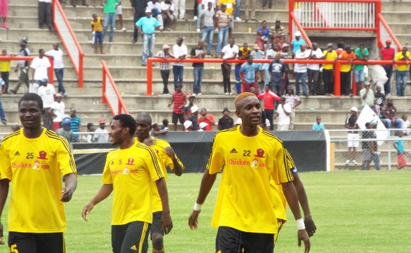 Kaizer Chiefs on the verge of signing Chicken Inn duo