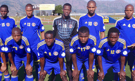 Swaziland complete double over Guinea