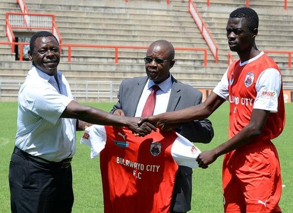 Bulawayo City unveil 2016 season kit