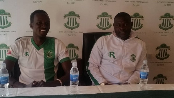 Lloyd Chitembwe delighted with win over Chicken Inn