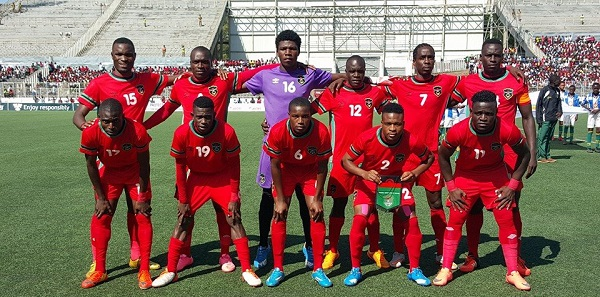 Malawi name their squad to face Zimbabwe in AFCON qualifier