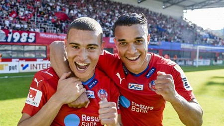 Matthew Rusike aiming for more game time at Helsingborg