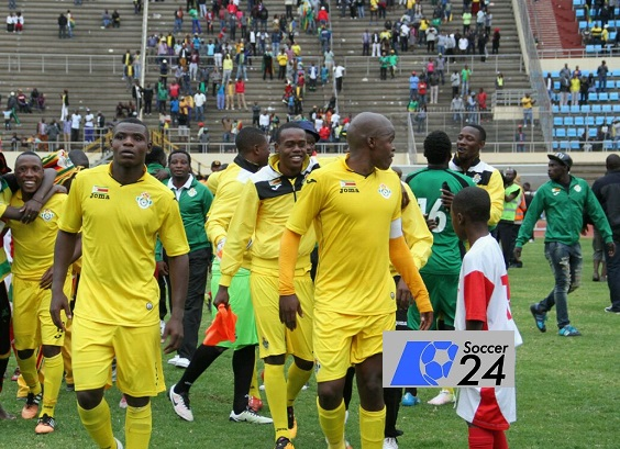 Warriors aiming to remain unbeaten says Katsande
