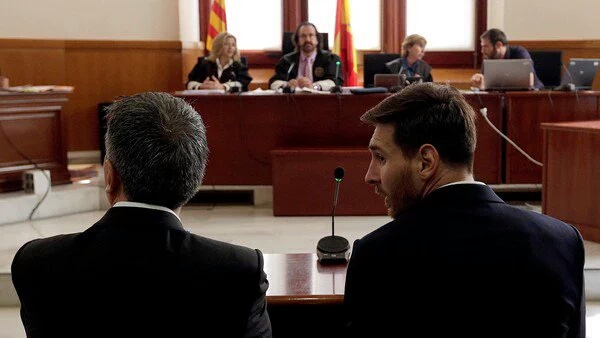 Lionel Messi says he knew nothing about tax fraud