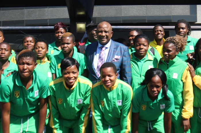 ZIFA lodge official complaint with CAF