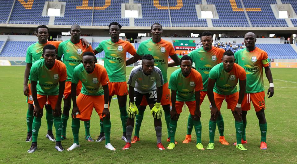 Zesco United impress against Al Ahly