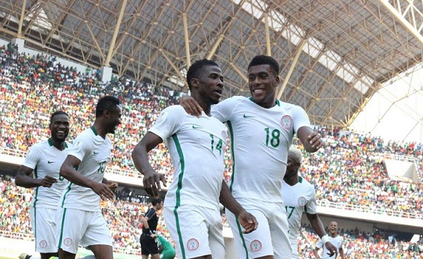2018 World Cup qualifiers: Nigeria, Egypt and Tunisia victorious