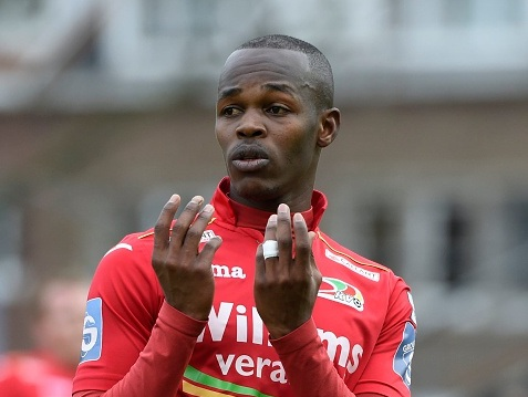 Musona with a goal and assist in KV Oostende's big win