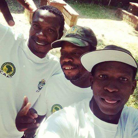 Former Warriors complete CAF course