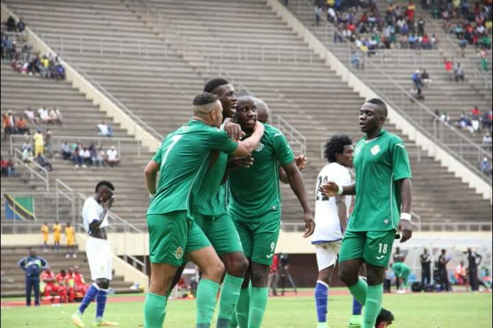 Warriors move eight places on FIFA rankings