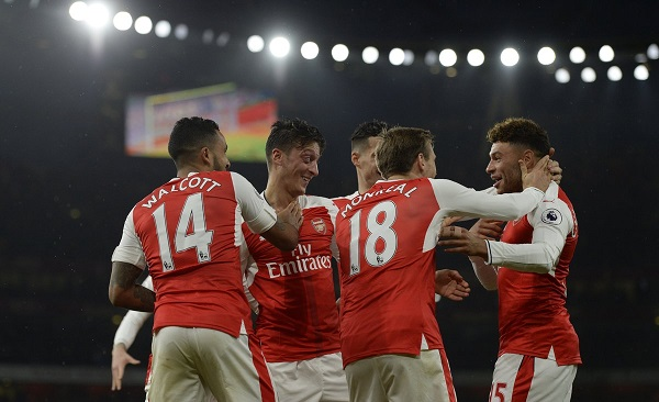 EPL: Arsenal beat Leicester in Premier League opener
