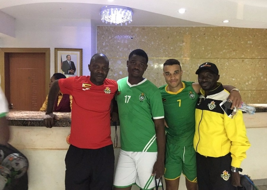 Pasuwa says Warriors are raring to go ahead of AFCON opener