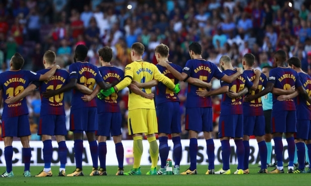 Barcelona 2-0 Real Betis: Barca Provide Professional Performance on Emotional Camp Nou Evening