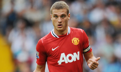 Vidic dreaming of Champions League glory
