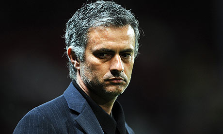 Mourinho critical of refs again!