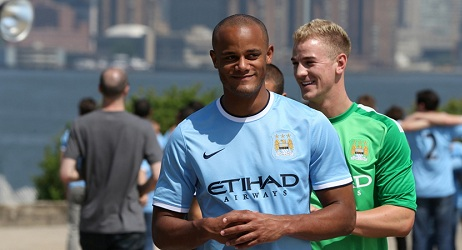 Vincent Kompany pays respect to Zimbabwe Mighty Warriors