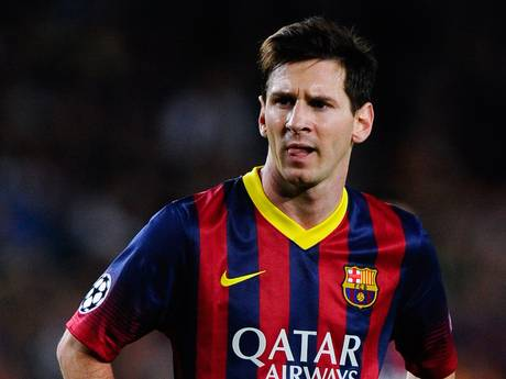 Lionel Messi in line for El Clasico return