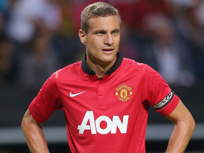 Inter Milan Confirm The Signing Of Nemanja Vidic