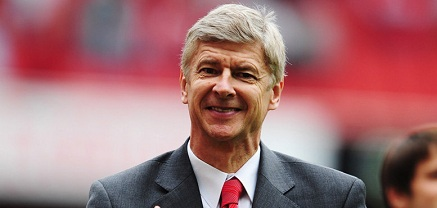 Arsene Wenger has signed a new two year contract at Arsenal