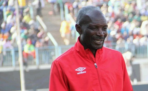 Pasuwa bounces back as Warriors head coach