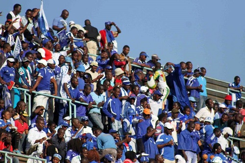 Dynamos v CAPS United in numbers