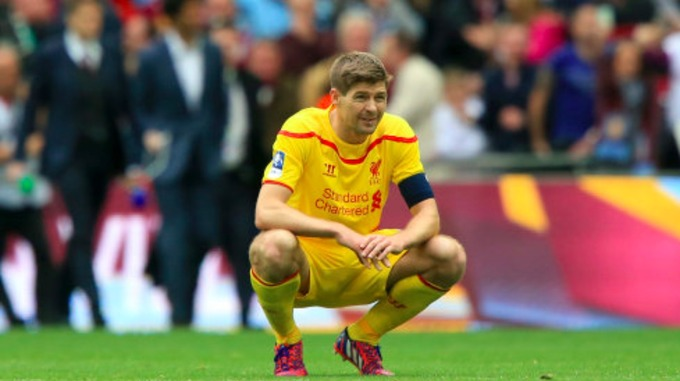 'I can call all my managers except Benitez': says Gerrard