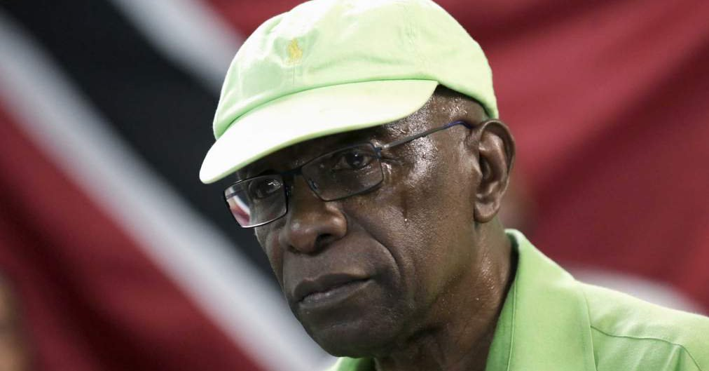 Former FIFA Vice President, Jack Warner banned for lifetime