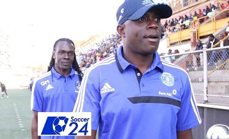 Ndiraya expects tough clash with FC Platinum
