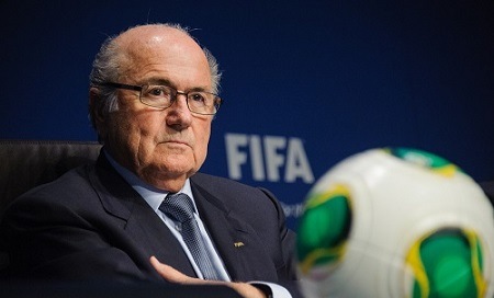 Blatter vows to fight until the end
