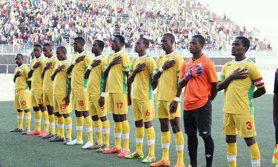 Young Warriors beat Congo in final AAG match
