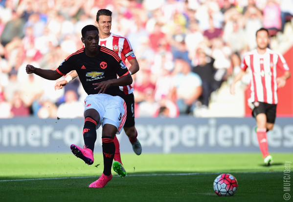 Michael Owen thinks Anthony Martial is overated