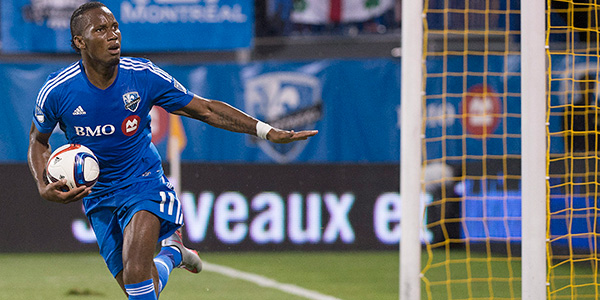 Drogba continues to impress in MLS
