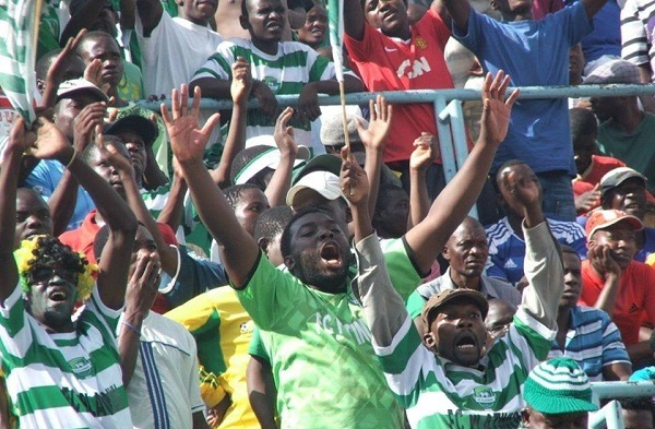 Zvishavane community rally behind FC Platinum
