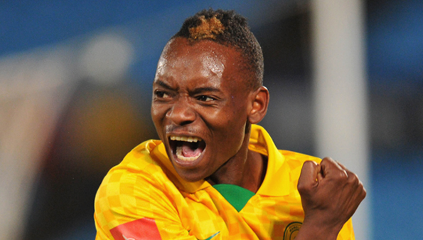 Khama Billiat future: Nengomasha offers advice to fellow countryman