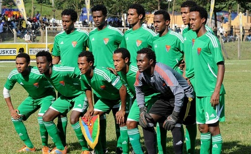 Asylum-seeking Eritrea soccer players in detention center