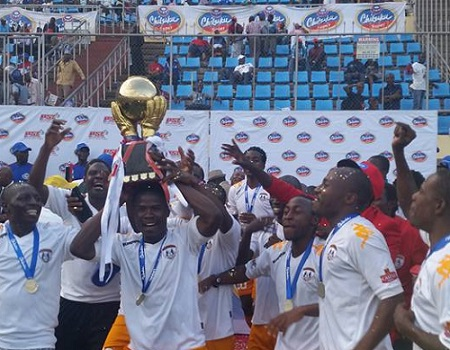 Harare City beat Dynamos to win Chibuku Super Cup