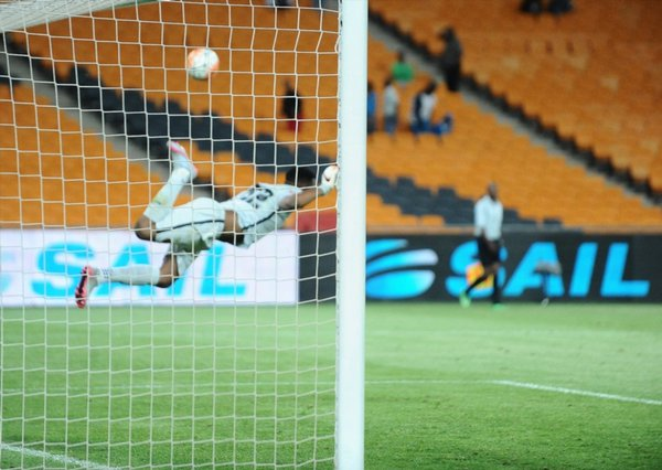 VIDEO: Khune's incredible scorpion kick