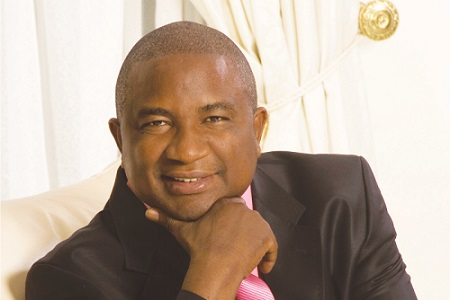 Chiyangwa declares himself winner of the ZIFA Presidential elections