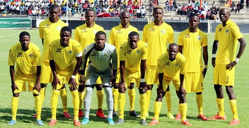 Warriors starting line up to face Mali