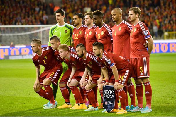 Belgium set to top world rankings