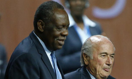 Issa Hayatou seeks another 4-yr term as the CAF president